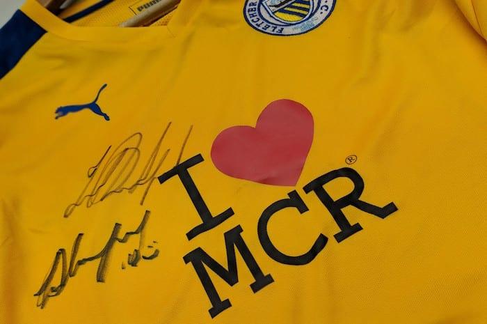 Mr Jesse Lingard: an apology I Love Manchester