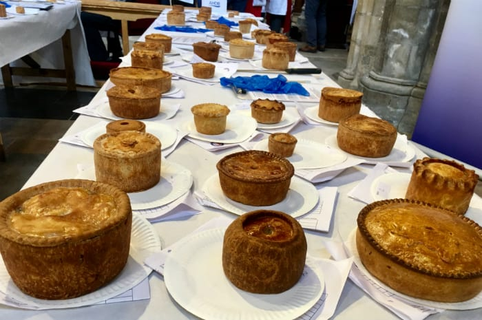 In search of the perfect pie at the British Pie Awards I Love Manchester