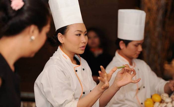 Learn to cook like an expert at this top Manchester Thai restaurant's fine dining cookery classes I Love Manchester
