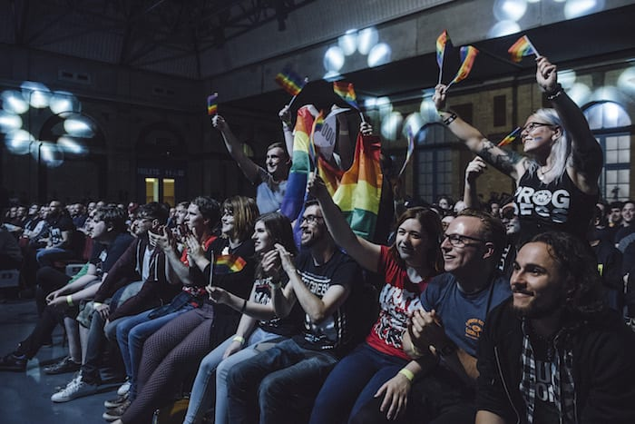 Everyone is welcome: LGBT-friendly wrestling show comes to Manchester I Love Manchester