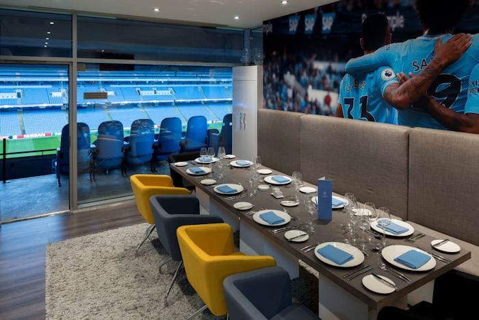 Exclusive Manchester City hospitality packages put fans first I Love Manchester