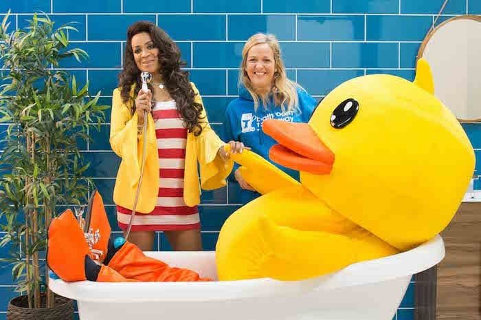 Three to see this weekend: duck, swing and shop  I Love Manchester
