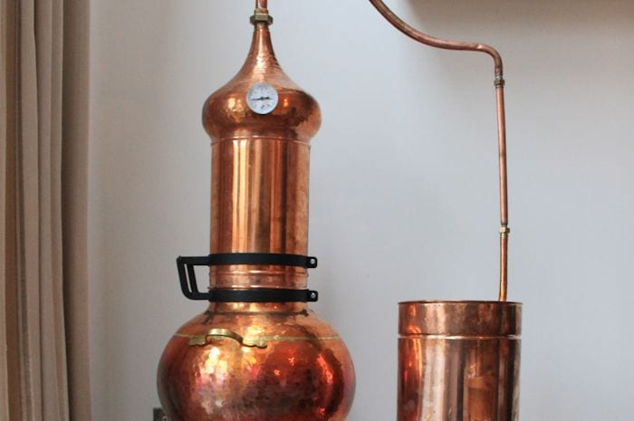 Meet the Salford couple who turned their kitchen into a gin distillery I Love Manchester