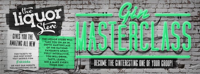 Love gin? You'll love the Gin Masterclass at The Liquor Store I Love Manchester
