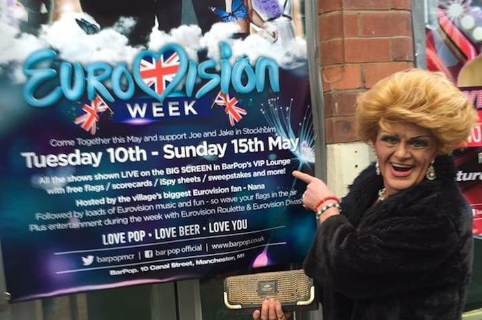 Remembering Nana, a proper Manchester legend I Love Manchester