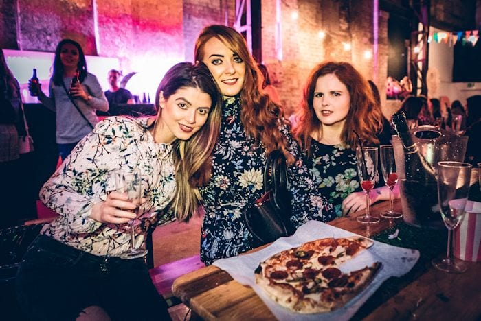 The Pizza& ProseccoFestival is back even bigger and better for 2018 I Love Manchester