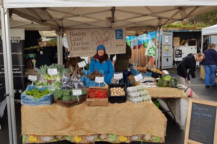 This organic market garden wants to supply more fresh, local veg to Manchester - but it needs your help I Love Manchester