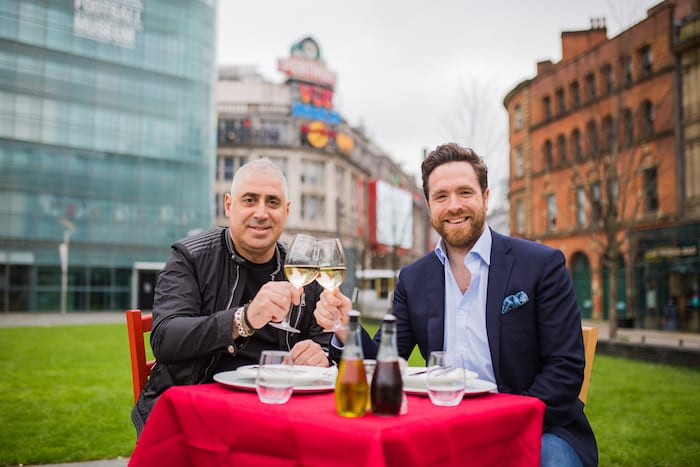 Italian adventures with bottomless pizza and fizz to come to Manchester this summer I Love Manchester