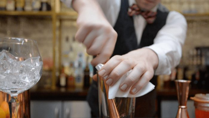 Learn how to mix drinks like a pro at The Living Room Manchester I Love Manchester