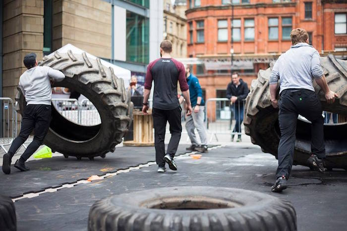 Three to see this weekend: a music mash, a foodie bash and athletes clash I Love Manchester