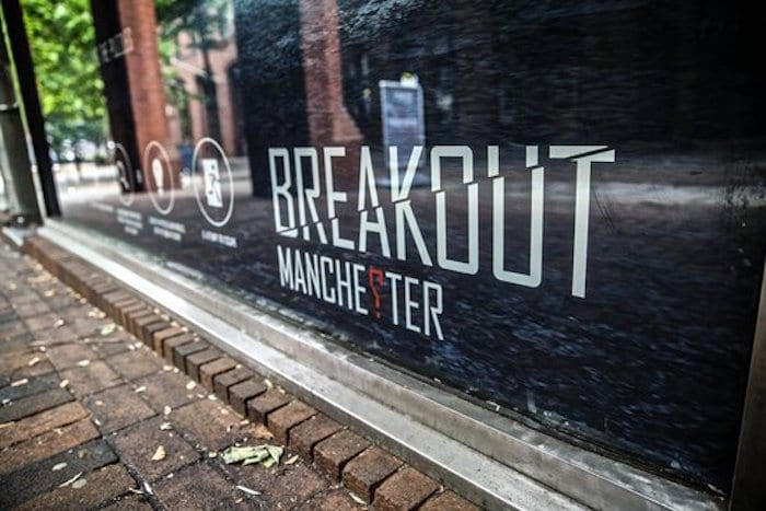 It's your last chance to play Breakout's iconic Madchester-themed escape room I Love Manchester