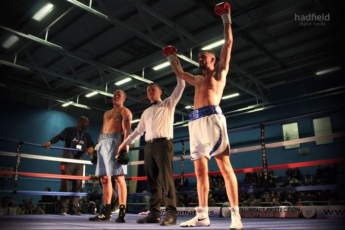 Meet the man who iscreating a buzz on the Manchester boxing scene I Love Manchester