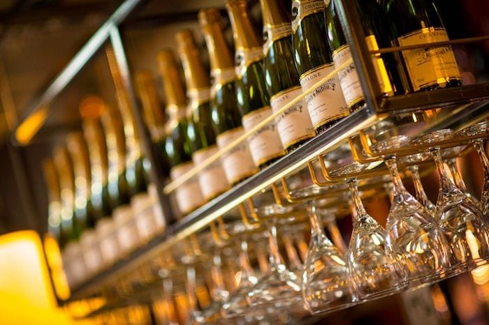 Fizz & chips! Enjoy boutique champagne and the finest fish and chips at this special tasting dinner I Love Manchester