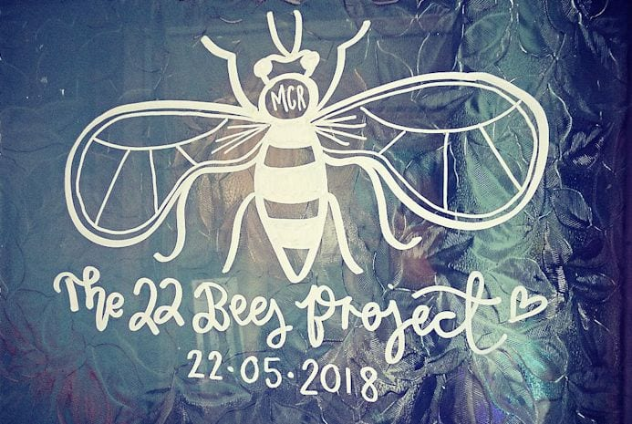 Meet the Prestwich illustrator who is drawing Manchester bees to raise funds for victims of Arena attack I Love Manchester