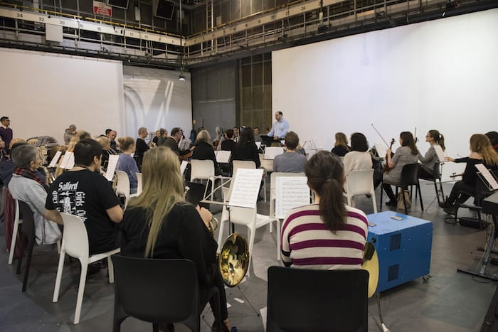 Community music project celebrates Manchester's creativity and cultural ambition I Love Manchester