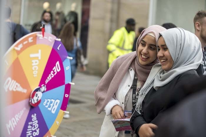 Check out these awesome offers at Manchester's biggest student shopping event I Love Manchester