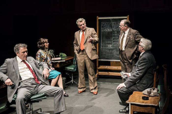 Review: This House at The Lowry I Love Manchester