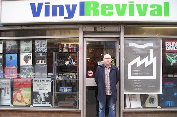 An A-Z  of Manchester city centre independent record stores I Love Manchester