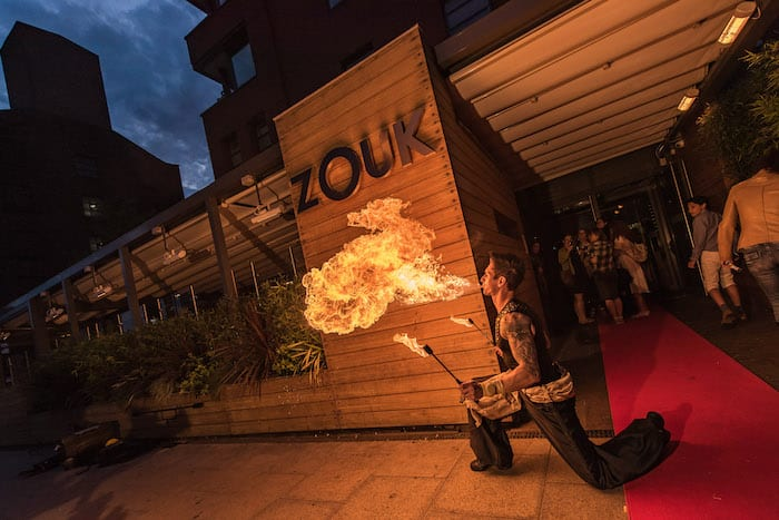 For one night only: Manchester does Mumbai with a tantalising five course menu at Zouk I Love Manchester