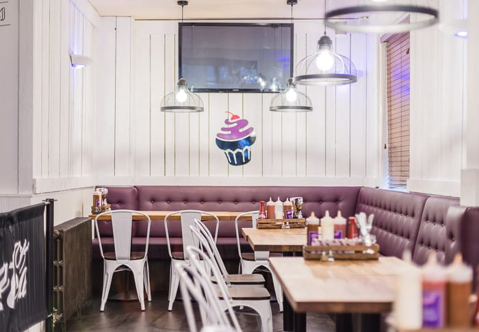 This sweet Manchester diner is the go-to place for all your cheat day needs I Love Manchester