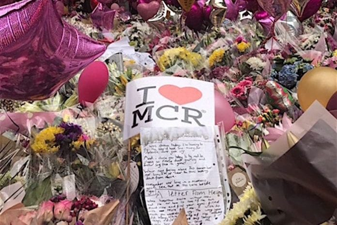 The Manchester Arena attack remembered: one year on I Love Manchester