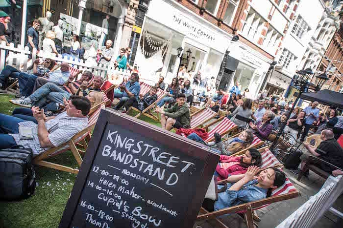 Three to see this weekend: flights, flowers and festivals I Love Manchester