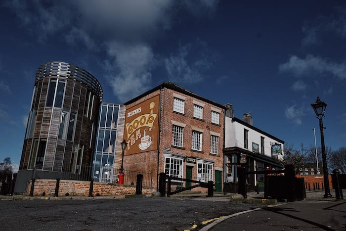 Two locations in Greater Manchester named in top ten most important historic places in England I Love Manchester