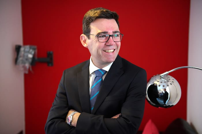 What is the future for Greater Manchester? Andy Burnham launches revised grand plan I Love Manchester