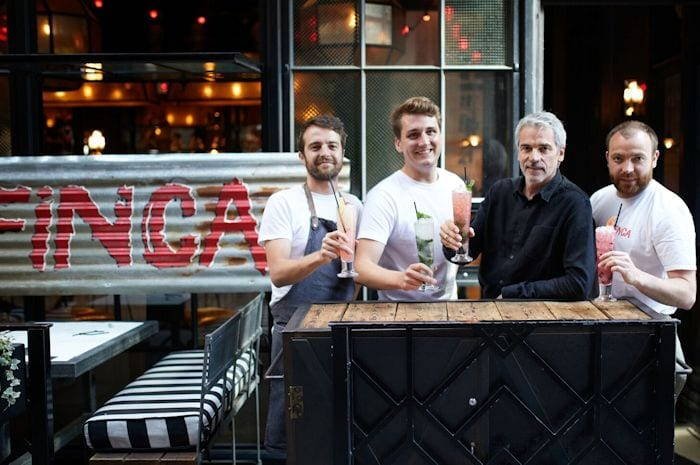 Manchester to get first taste of FINCA's Million Pound Menu I Love Manchester