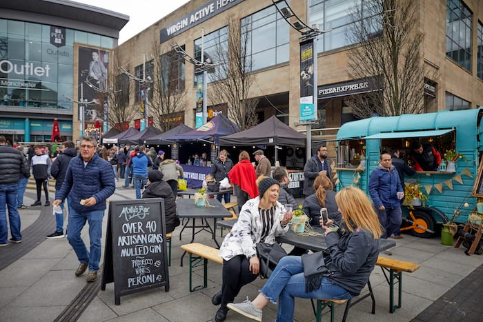 Don't miss this Bank Holiday Makers Market bonanza at the Lowry Outlet I Love Manchester