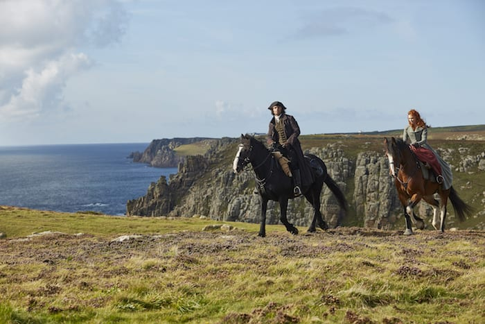 Poldark's leading lady: the Eccles-born writer creating must-watch TV I Love Manchester