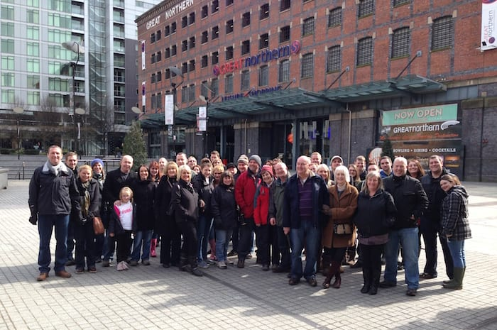 City in the city: see Manchester in a whole new light on this guided tour I Love Manchester