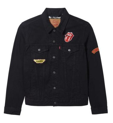 The Rolling Stones launch pop-up store at Selfridges I Love Manchester