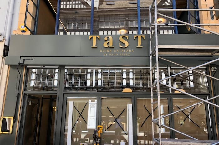 New Catalan restaurant Tast will pep up the city's dining scene I Love Manchester