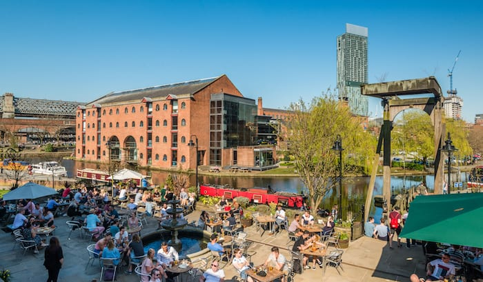 Castlefield pub The Wharf to celebrate its 6th birthday with a proper community bash I Love Manchester