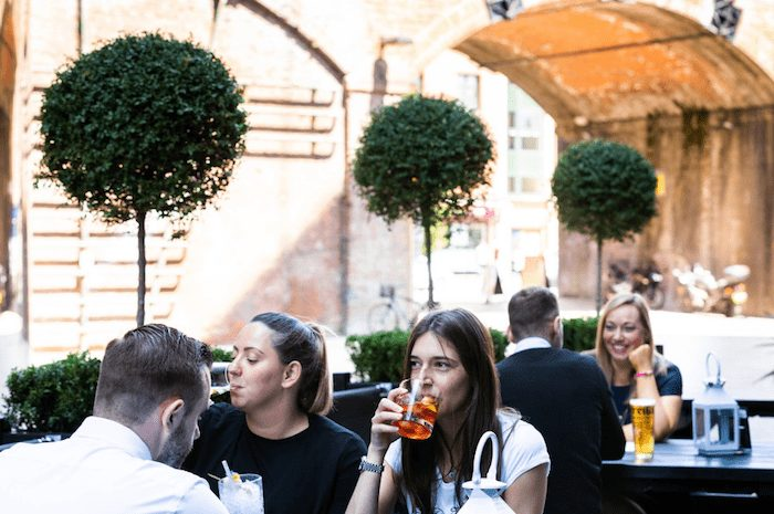 Sun's out guns out: Manchester's best beer gardens, terraces and roof-top bars I Love Manchester