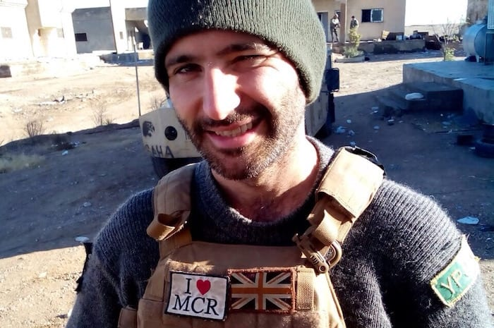 How a heroic Manchester man is bringing water to a war torn community in Syria I Love Manchester