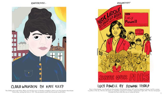 Move over Madchester: Galchester celebrates the creative women of Manchester I Love Manchester