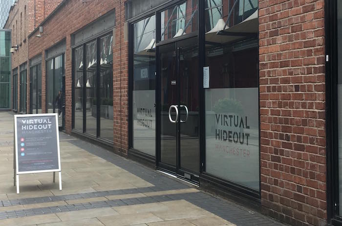 This is so addictive: step into the future at Manchester's first Virtual Reality gaming hub I Love Manchester