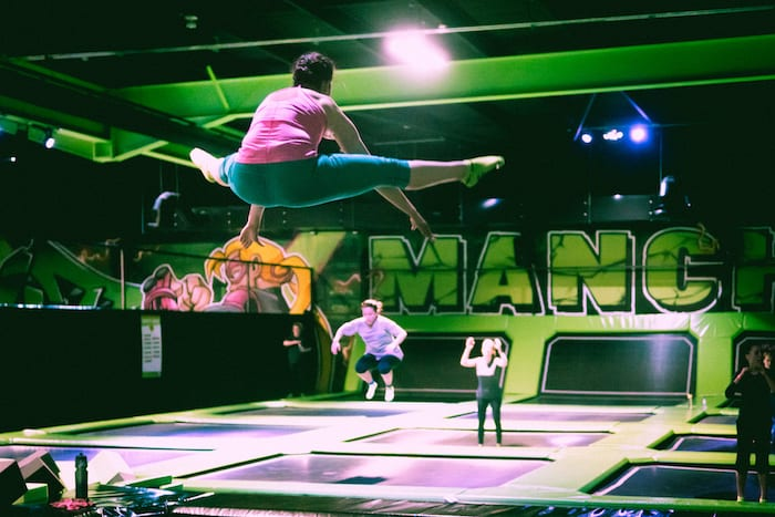 Flip Out Manchester Trampoline and Adventure Park