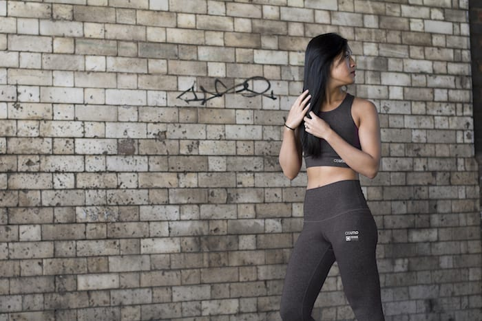 The ethical Manchester fitness brand aiming to bring the world together through clothing I Love Manchester