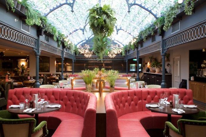 Brasserie Blanc - Manchester Marriott