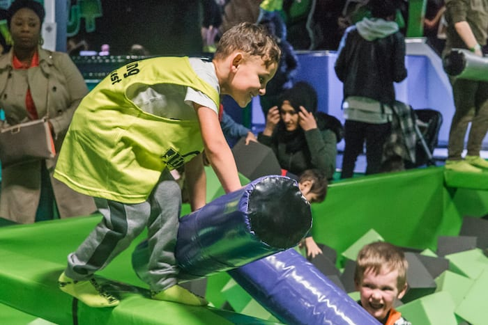 Flippin' fantastic: grab the kids and head to this adventure and trampoline park pronto I Love Manchester