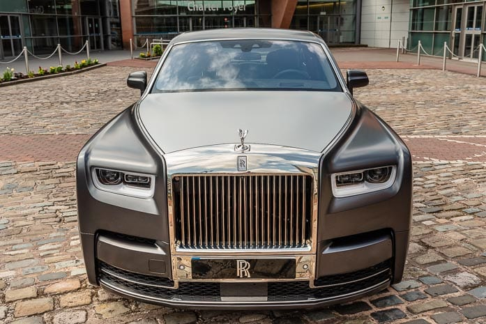 Rolls-Royce comes home to Manchester to unveil luxury new SUV the Cullinan I Love Manchester