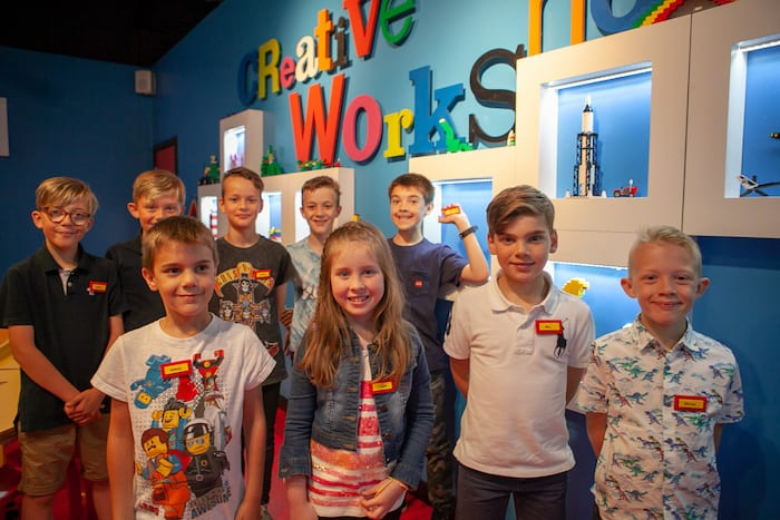 Have you got what it takes to become Master Builder at Legoland Discovery Centre Manchester? I Love Manchester