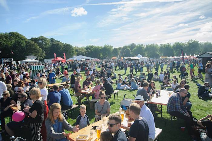Brand new festival brings eats and beats to Heaton Park this weekend I Love Manchester