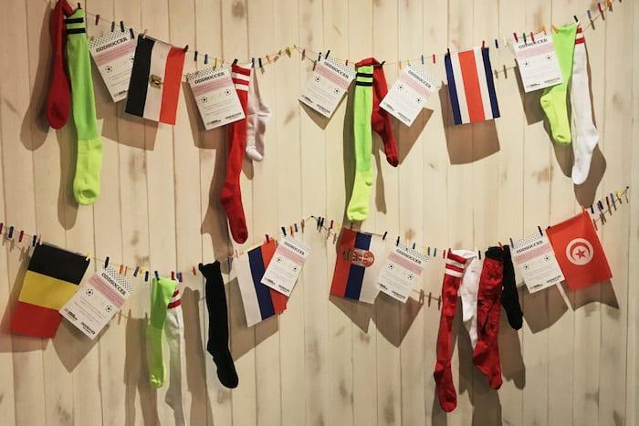 Give socks and get snacks at Oddsocks Bar & Kitchen I Love Manchester