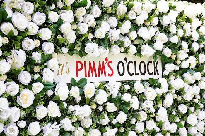 The perfect serve: watch Wimbledon and relax in the Pimm's garden at this chic Spinningfields restaurant and bar I Love Manchester
