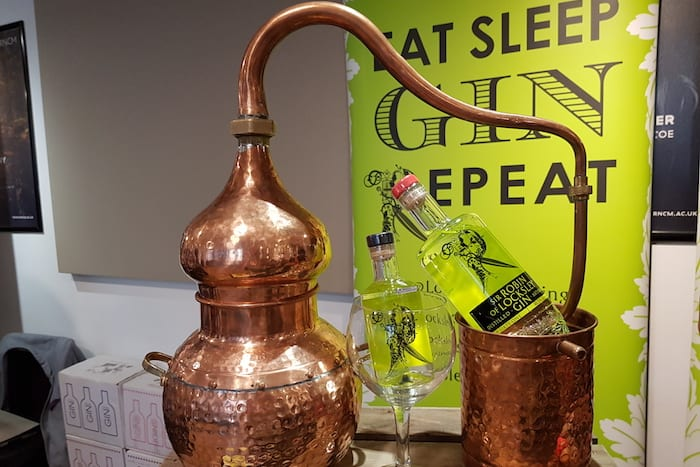 There's a secret gin palace in the Royal Northern College of Music: we met the distillers I Love Manchester