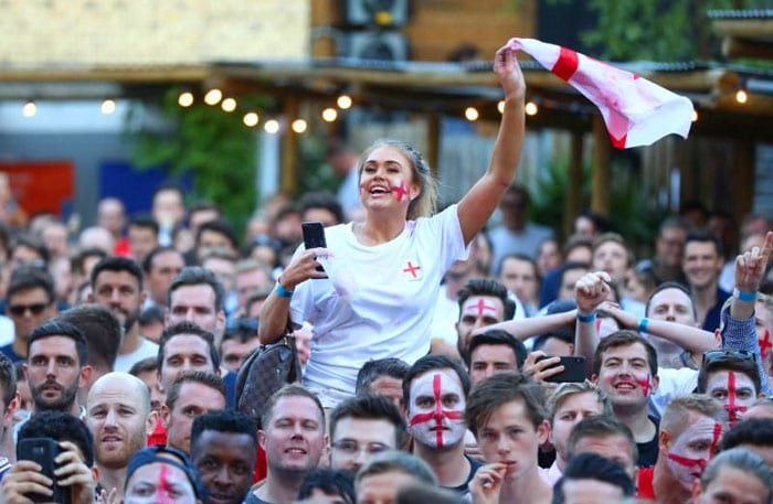 It's coming home! Manchester's getting an outdoor BIG SCREEN to watch England I Love Manchester